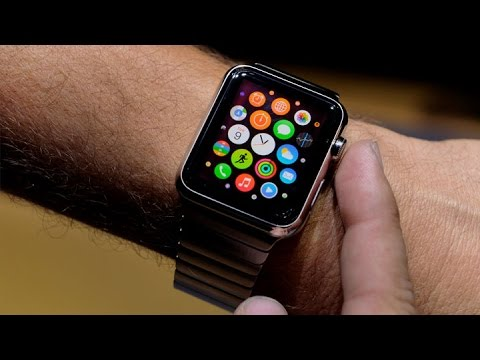 Photo of Hands-on Apple Watch