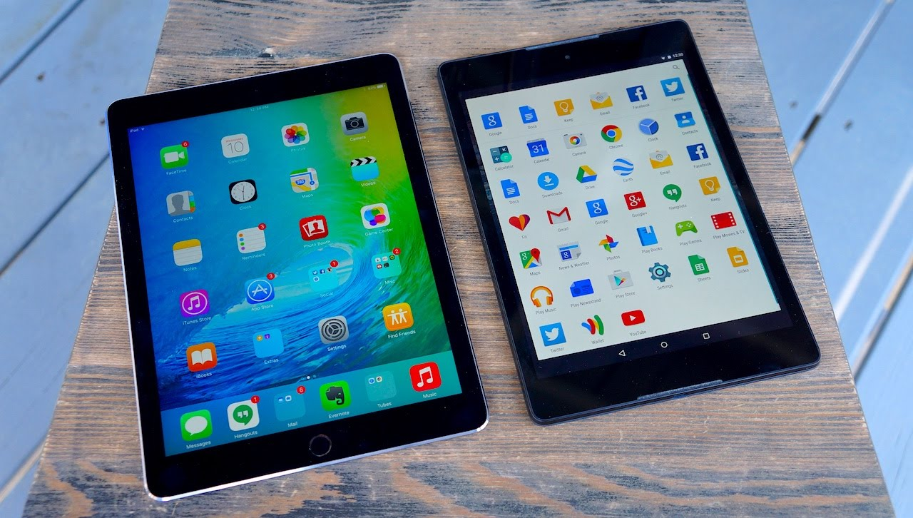 Photo of iOS 9 Beta vs Android M Developer Preview