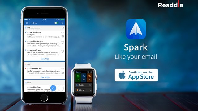 Foto de Spark, Email Inteligente da Readdle