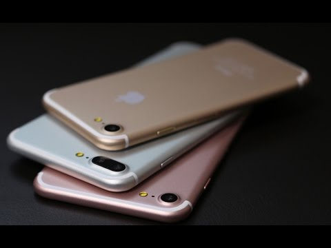 Photo of Dummy dos supostos 3 Modelos iPhones 7, teremos Pro e Plus?!