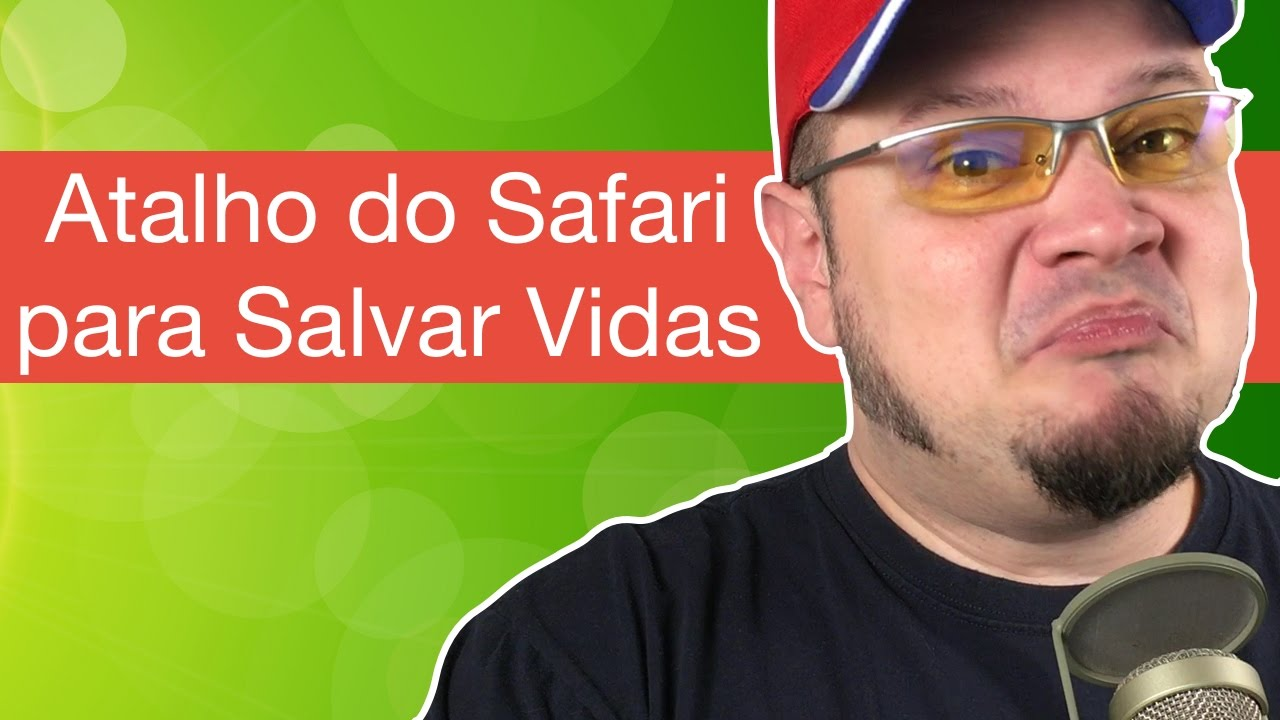 Photo of Já Fechou Acidentalmente Abas do Safari?! ⌘ ⇪ T