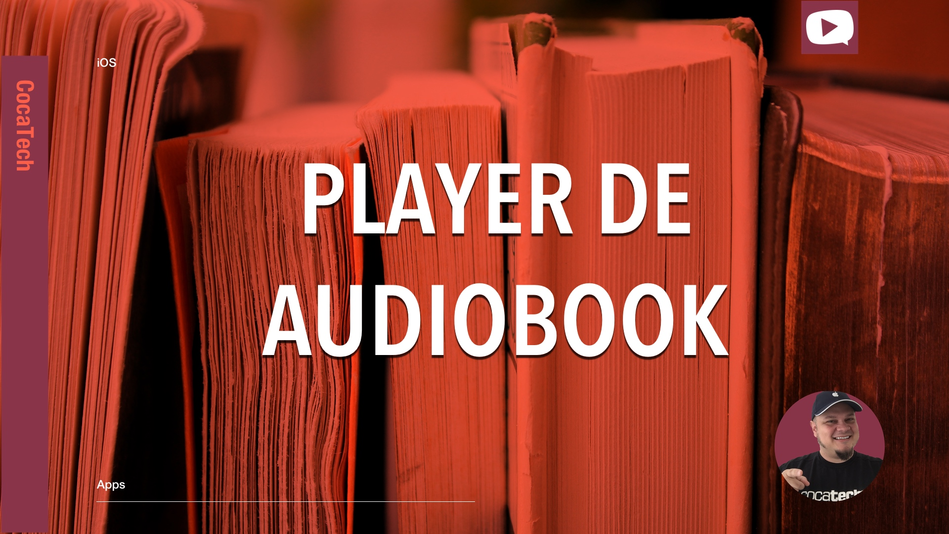 Foto de Player de Audiobook Compatível com iTunes e Audible – 22/03
