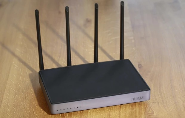 Photo of Beam, roteador com vpn e firewall