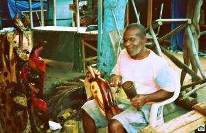 Mercato di Ocho Rios - Cocco on the road