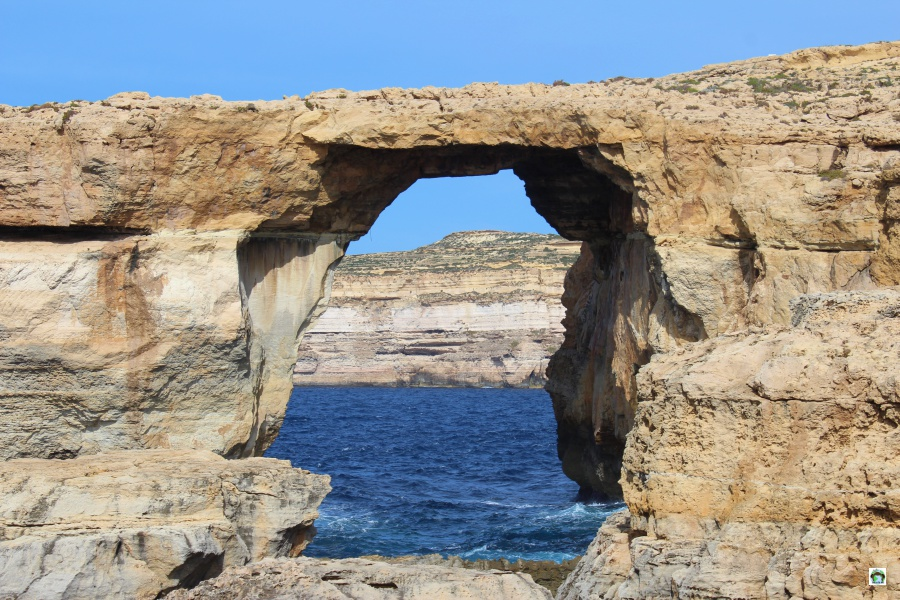 Azure Window la finestra sul mare crollo