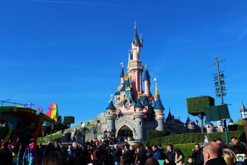 come arrivare a Disneyland Paris