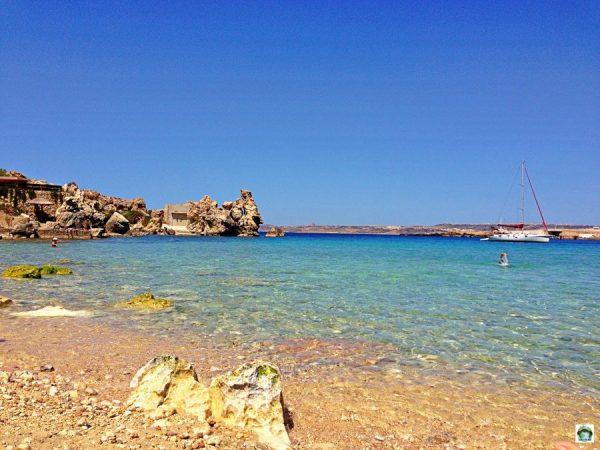 Spiagge e mare a Malta