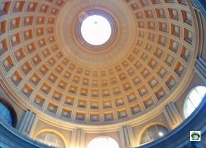 Roma Musei Vaticani - Cocco on the road