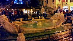 Roma Piazza di Spagna - Cocco on the road