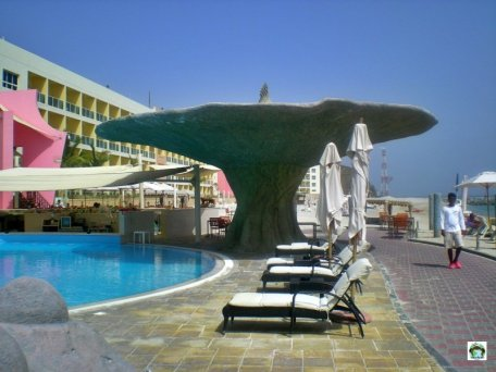 Dove alloggiare a Fujairah Radisson Blu