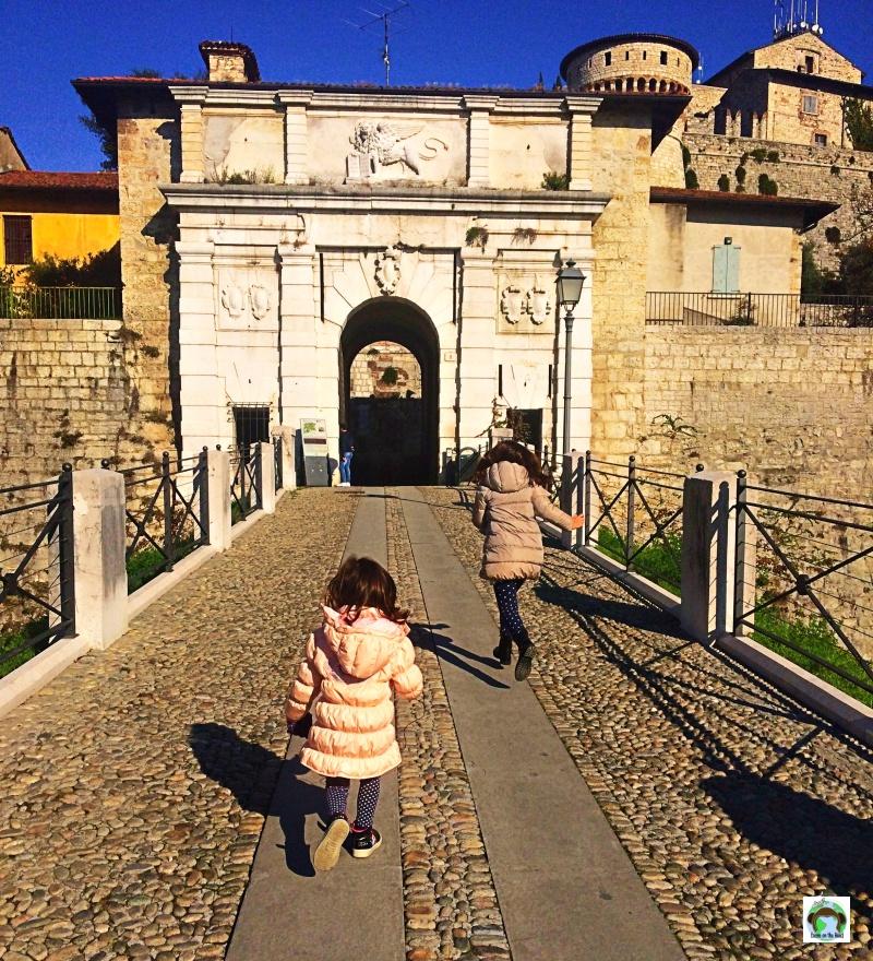 Entrata Castello di Brescia