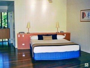 Lizard Island Resort casetta