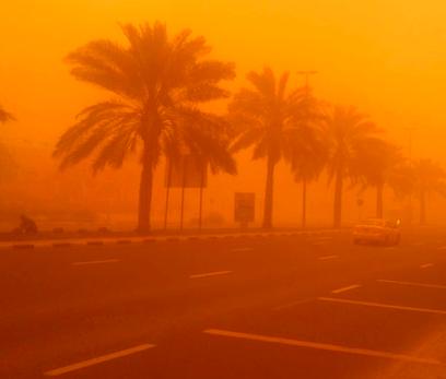 Clima negli Emirati Arabi
