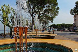 fontane di Desenzano - Cocco on the road