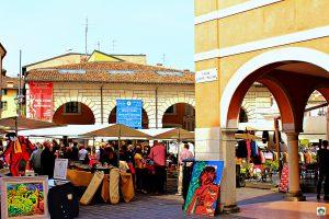 mercatini antiquariato a Desenzano - Cocco on the road