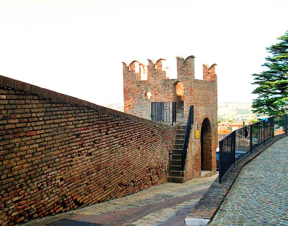 Torre dello Scorticatore - Cocco on the road