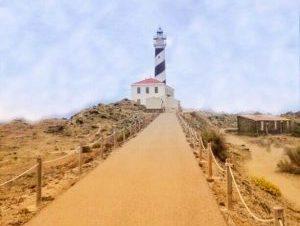Minorca Faro de Favaritx
