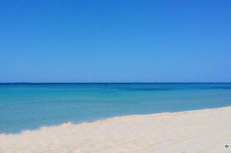 Minorca spiaggia Son Bou - Cocco on the road