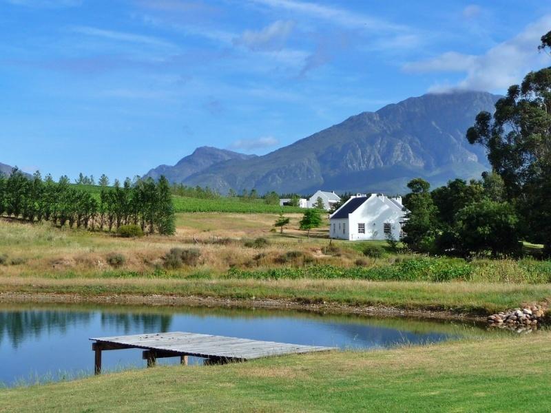 luoghi di vini Sud Africa