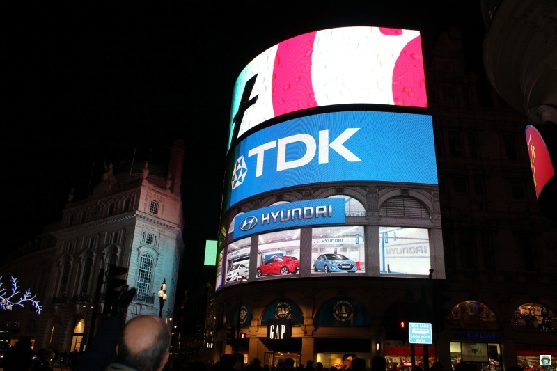 Cosa vedere a Londra gratis Piccadilly Circus