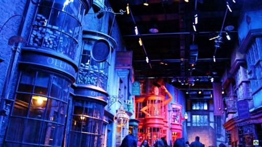 Harry Potter Studios a Londra informazioni