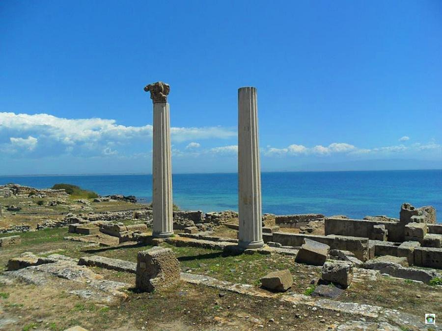 Sardegna sito archeoligo di Tharros