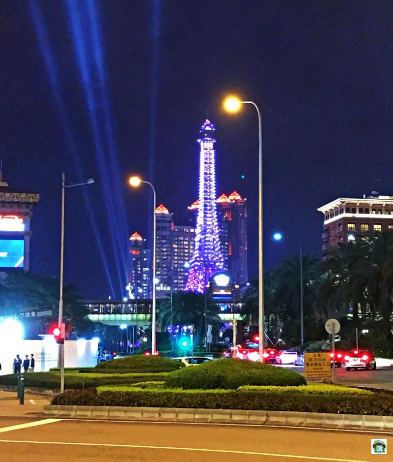 Cosa vedere a Macao Tour Eiffel