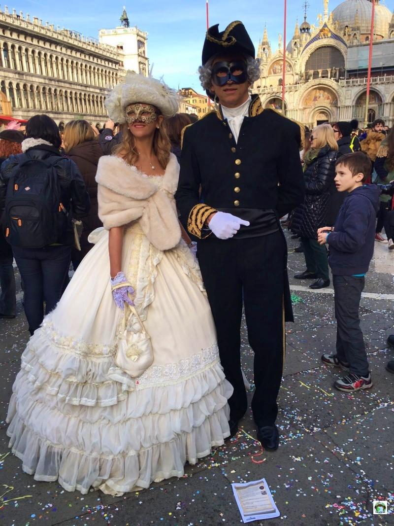 programma carnevale di Venezia 2019