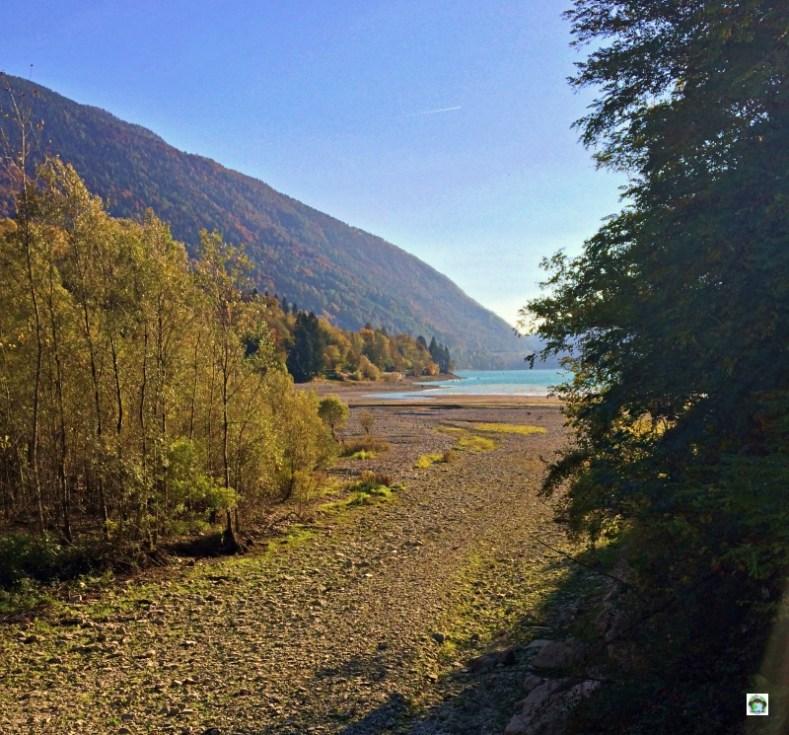 Cosa fare oggi? Lago Santa Croce Farra d'Alpago