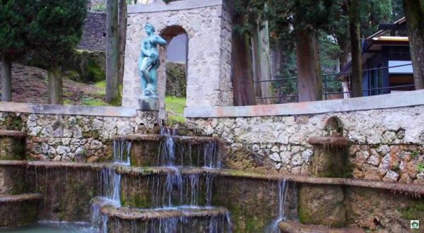 La Fontana del Delfino Il Vittoriale