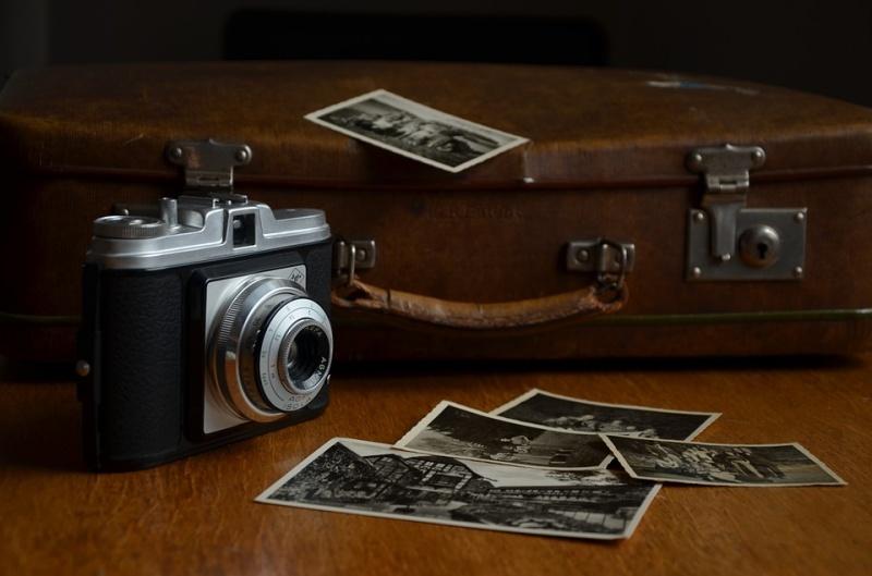 macchina fotografica d viaggio