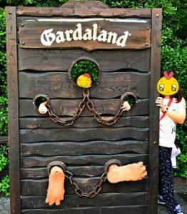 Gardaland attrazione per bambini