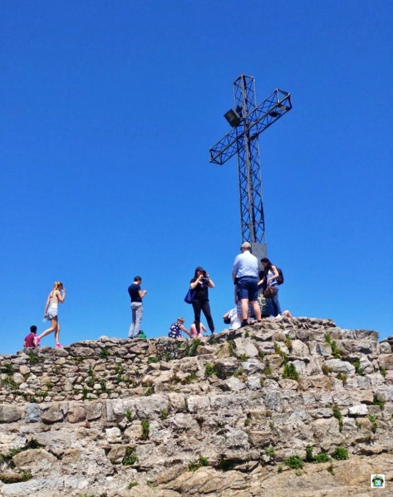 Croce Rocca di Manerba