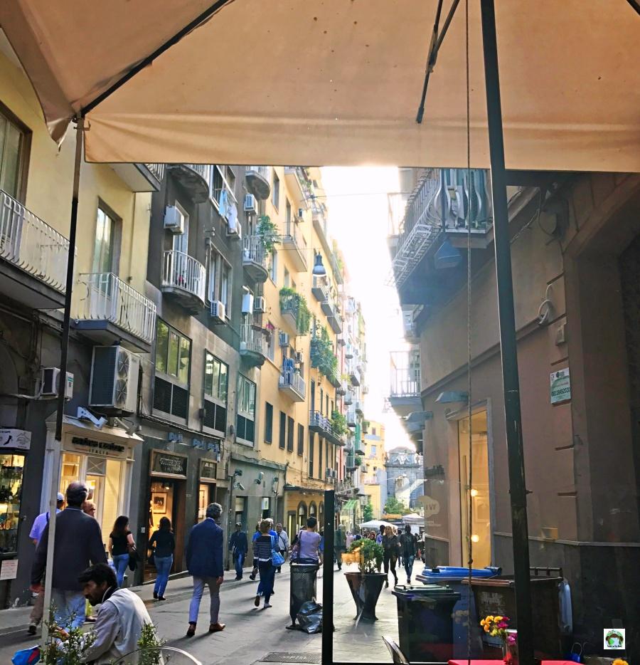 Napoli cosa fare in 2 giorni