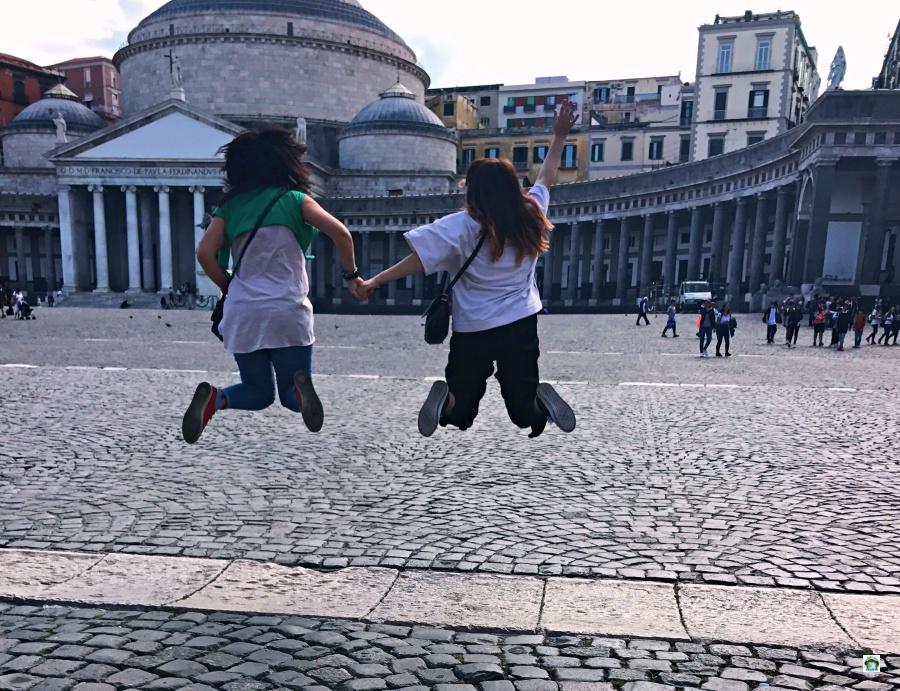 Napoli cosa vedere Piazza del Plebiscito