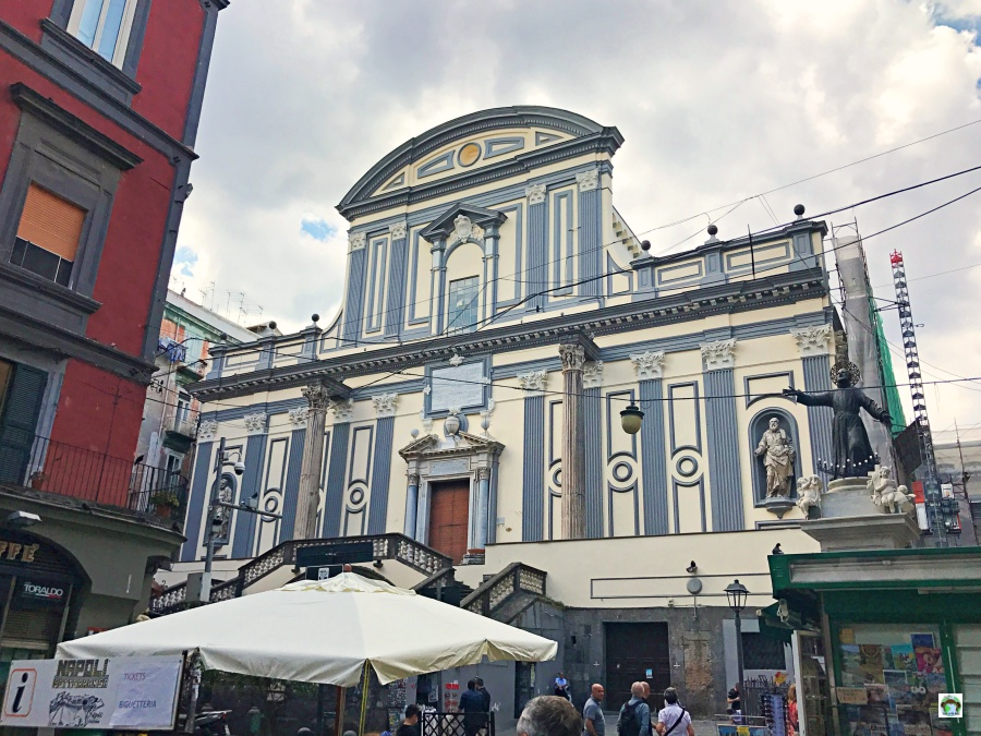 Basilica di San Paolo Napoli