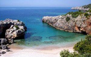 mare spiaggia sabbia Albania