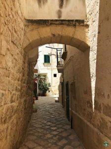 Bari cosa vedere Il paese Polignano - Cocco on the road