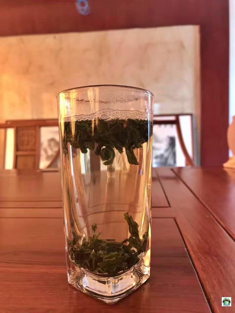 infuso di tè asiatico