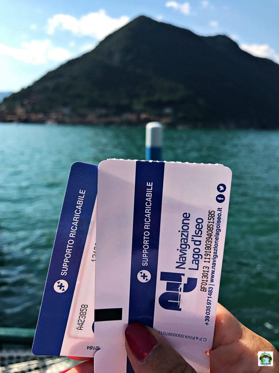 Traghetto per Monte Isola prezzi ed orari
