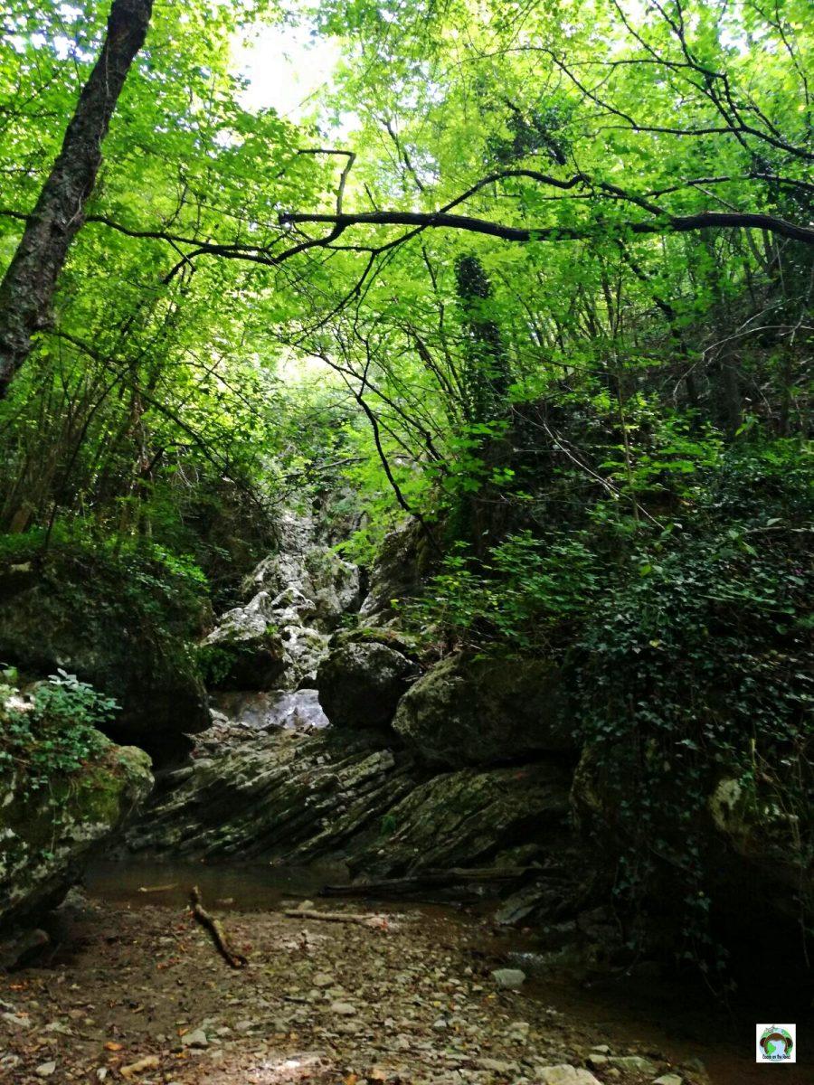 Cascate di Monticelli Brusati come arrivare