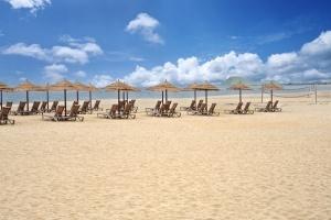 Spiaggia Isola di Sal Capo Verde