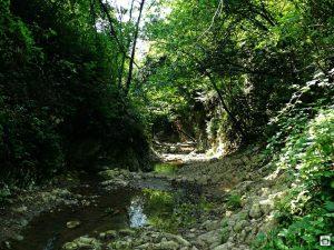 Percorso cascate Monticelli Brusati - Cocco on the road