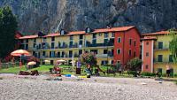 Spiaggia Campione del Garda