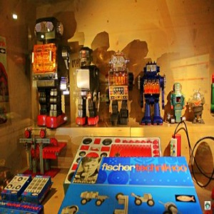 Museo del giocattolo a Norimberga
