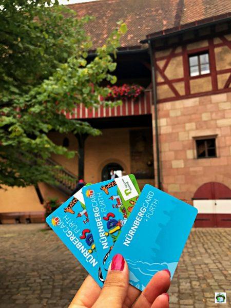 Norimberga cosa vedere in 2 giorni con la Nurnberg Card