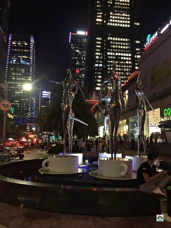 Shenzhen fontana