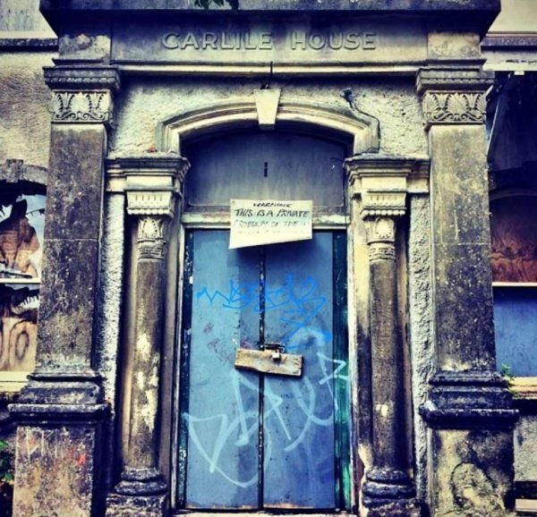 Halloween Orfanotrofio Carlile House