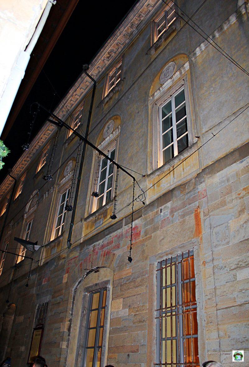 Teatro Sociale Bergamo Alta cosa vedere