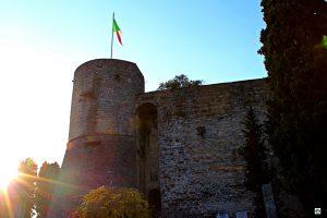 La Rocca Bergamo Alta
